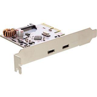 InLine 76660C 2 Port PCIe x4 retail