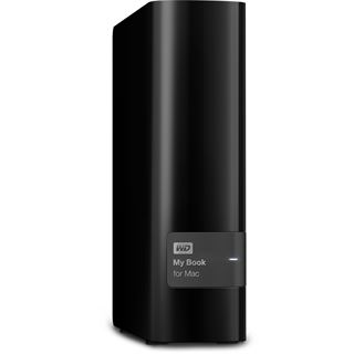 "8000GB WD My Book for Mac WDBYCC0080HBK-EESN 3.5"" (8.9cm) USB 3.0 schwarz"