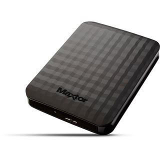 "2000GB Maxtor M3 Portable STSHX-M201TCBM 2.5"" (6.4cm) USB 3.0 schwarz"