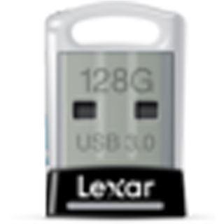 128 GB Lexar JumpDrive S45 schwarz USB 3.0