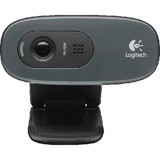 Logitech HD C270 Webcam USB