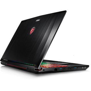 "Notebook 15.6"" (39,62cm) MSI GE62 6QE Apache Pro GE62-6QE81"