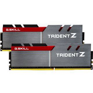 8GB G.Skill Trident Z silber/rot DDR4-3200 DIMM CL16 Dual Kit