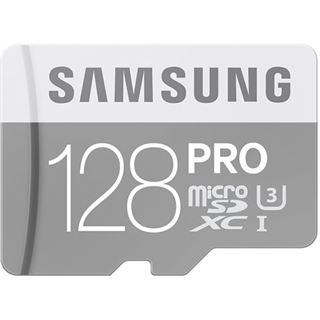 128 GB Samsung Pro microSDXC Class 10 U1 Retail