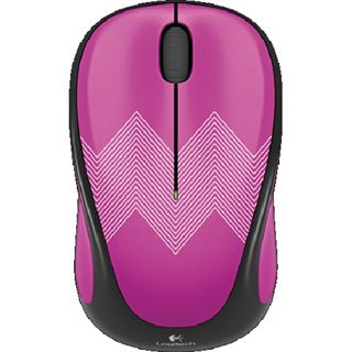 Logitech M238 Wireless Mouse Play Collection Purple USB pink (kabellos)