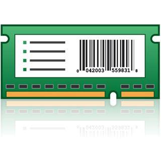 Lexmark Barcode- und Forms Karte CS820