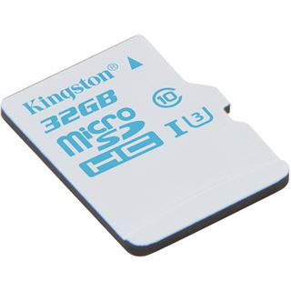 32 GB Kingston UHS-I U3 microSDHC Class 10 U3 Retail