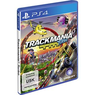 Trackmania Turbo (deutsch) (PS4)