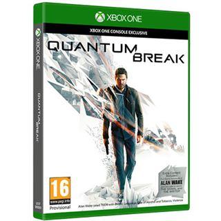 Microsoft Xbox One Spiel Quantum Break (USK 16)