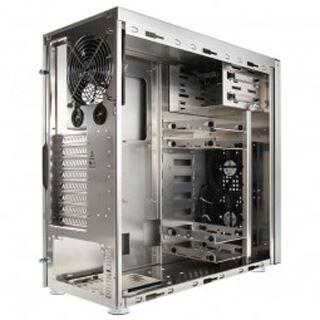 Lian Li PC-7N Midi Tower ohne Netzteil silber