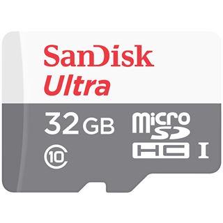32 GB SanDisk Ultra microSDHC Class 10 Retail