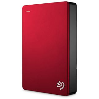"4000GB Seagate Backup Plus Portable Drive STDR4000902 2.5"" (6.4cm) USB 3.0 rot"