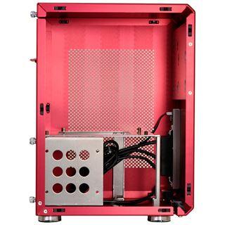 Lian Li PC-Q34 Mini-ITX ohne Netzteil rot