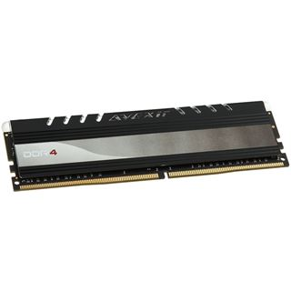 4GB Avexir Core Series white LED DDR4-2400 DIMM CL16 Single