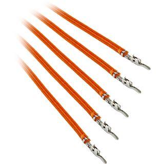 BitFenix Alchemy 2.0 PSU Cable, 5x 20cm - orange