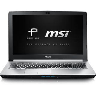 """Notebook 15.6"""" (39,62cm) MSI PE60 6QE Prestige 0016J5-SKU2"""