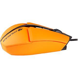 Cougar 600M Gaming Maus USB orange (kabelgebunden)