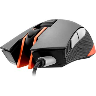 Cougar 550M Optical Gaming USB schwarz/orange (kabelgebunden)