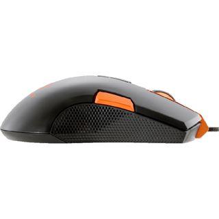 Cougar 250M Optical Gaming USB schwarz/orange (kabelgebunden)