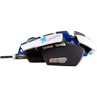 Cougar 700M Laser Gaming Maus eSports Edition USB weiß/blau