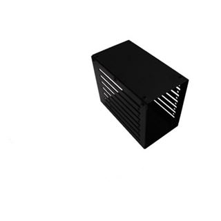 DimasTech Einbaurahmen für sechs SSDs - schwarz
