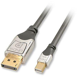 Lindy CROMO DisplayPort / Mini DisplayPort Kabel 1
