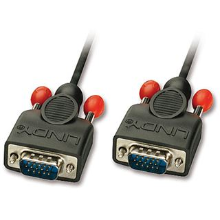 (€2,97*/1m) 3.00m Lindy VGA Anschlusskabel VGA 15pol Stecker auf