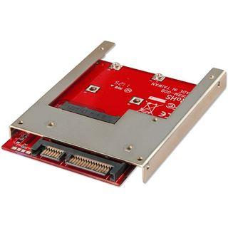 Lindy Adapterkit für mSATA zu SATA (20972)