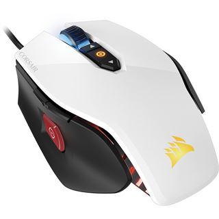 Corsair Optical Gaming Mouse USB weiß (kabelgebunden)
