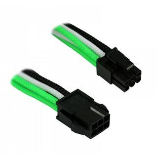 Nanoxia PCI-E 6 Pin auf 6+2 Pin Adapter in