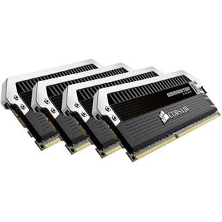 64GB Corsair Dominator Platinum DDR4-3333 DIMM CL15 Quad Kit