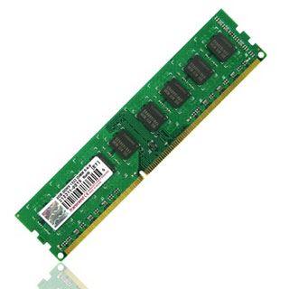 4GB Transcend TS512MLK72W6H DDR3L-1600 ECC DIMM CL11 Single