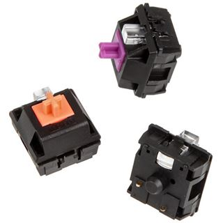 EpicGear EG Switch Grey/Orange/Purple für DeFiant