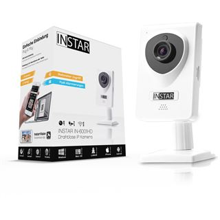 INSTAR Indoor IN-6001HD WLAN weiss