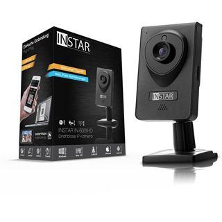 INSTAR Indoor IN-6001HD WLAN schwarz