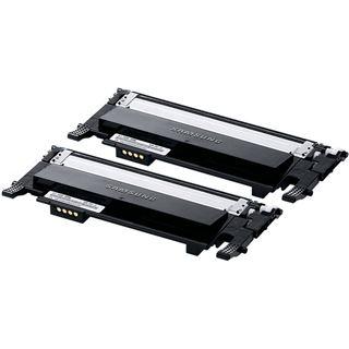 Samsung Twin CLP-365 schwarz