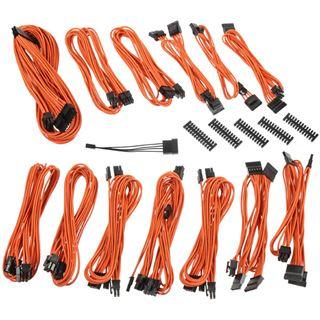 BitFenix Alchemy 2.0 PSU Cable Kit, SSC-Series - orange