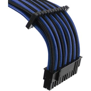 BitFenix Alchemy 2.0 PSU Cable Kit, CSR-Series - schwarz/blau