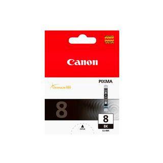 Canon Tinte CLI-8BK 0620B001 schwarz