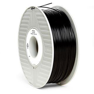 Verbatim Filament 3D Drucker 1.75mm 1kg schwarz