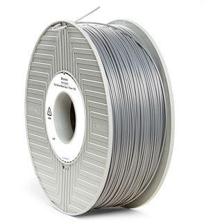 Verbatim Filament 3D Drucker 1.75mm 1kg silber