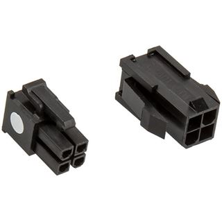 CableMod Connector Pack - 4-Pin ATX12V - schwarz