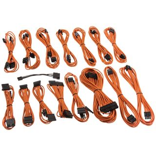 CableMod E-Series G2 & P2 Cable Kit - orange