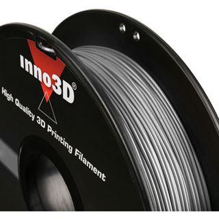 Inno3D Druck Filament, ABS, 1,75mm - silber