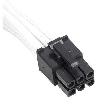 Silverstone 6-Pin-PCIe auf 6-Pin-PCIe Verlängerung - 250mm