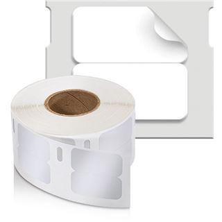Dymo LW-Label 12x24mm weiß 1000 Stück