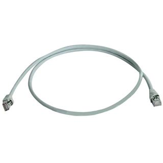 (€13,80*/1m) 0.50m Telegärtner Cat. 6a Patchkabel S/FTP