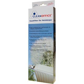 "Clean Office Heizungsfilter ""Starter-Set"" inkl. magn. Rahmen"