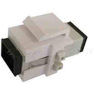 LWL Equip Durchführungsmodul Keystone SC simplex 8er Set