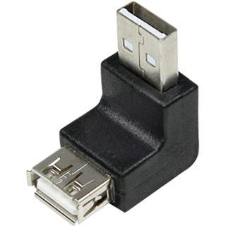 USB Logilink Adapter USB 2.0 A St/ A Bu